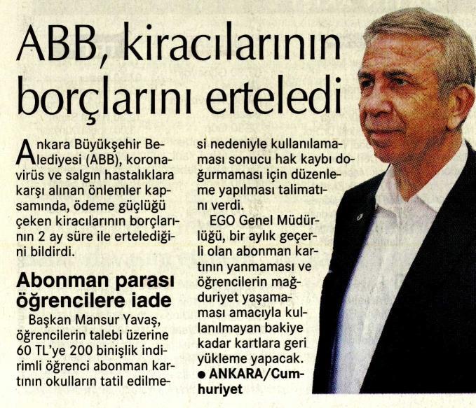 Cumhuriyet Ankara