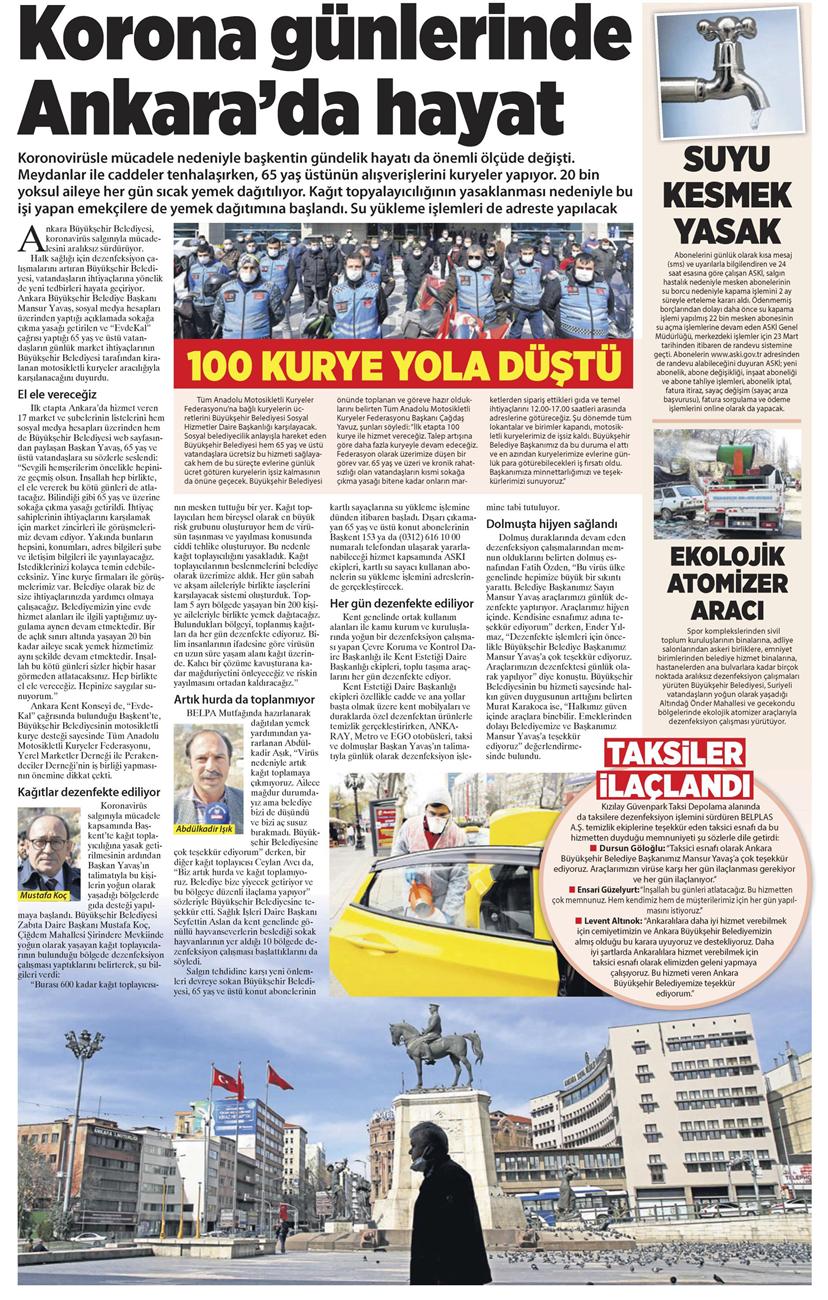 Milliyet Ankara