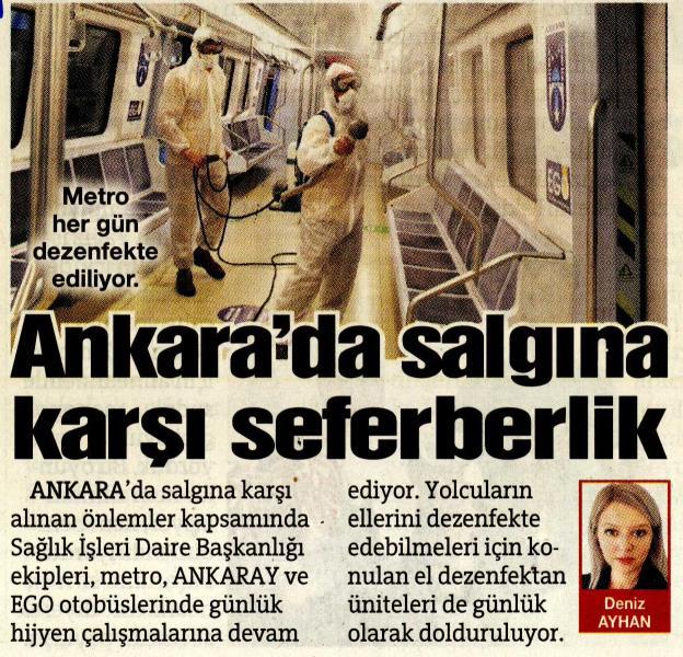 Sözcü Ankara